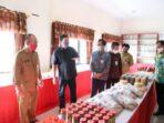 Wakil Gubernur Sulawesi Utara Steven O.E. Kandouw melaunching Kios UMKM Sulut