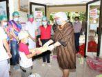 Ketua Tp Pkk Sulut Kunjungi Klinik Penderita Kanker