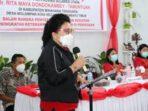 Ketua TP PKK Provinsi Sulawesi Utara (Sulut) Ibu Rita Dondokambey-Tamuntuan