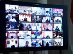 Presiden Jokowi pimpin rapat terkati Covid-19