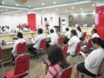 Rapat jelang HUT Sulut