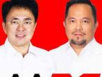 Pasangan Andrei Angouw dan Richard Sualang