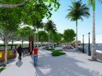 Public Beach Promenade Malalayang
