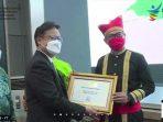 Atasi Malaria, Minahasa Utara Terima Penghargaan Menteri Kesehatan RI