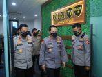 Kapolri Jenderal Polisi Listyo Sigit Prabowo melaunching Polri TV dan Radio