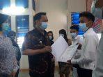 Walikota Senduk Serahkan Ijazah Paket C dan B di LP Khusus Anak