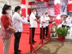 Gubernur Olly Sebut Bantuan Sekolah Merupakan Bentuk Kepedulian Pemerintah