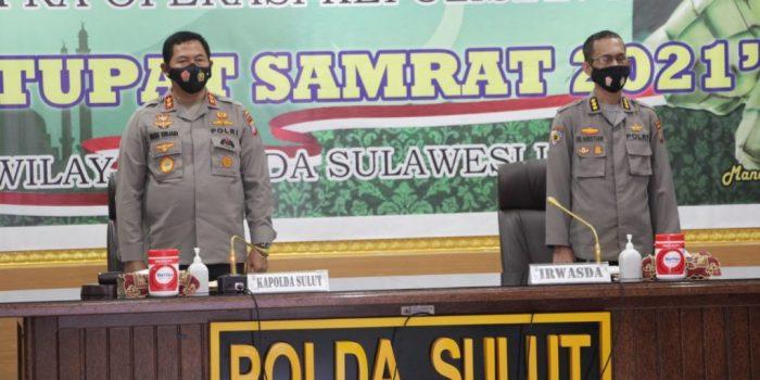 Kapolda juga mengatakan, pengamanan hari raya ini bukan hanya tugas Polri semata, namun juga seluruh instansi terkait