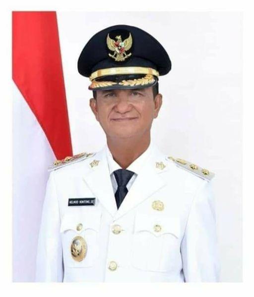 Wakil Bupati Kabupaten Kepulauan Sangihe, Bapak Helmud Hontong