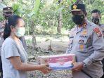 Kapolda Sulawesi Utara (Sulut) Irjen Pol Nana Sudjana kembali memimpin langsung kegiatan bakti sosial dalam rangka PPKM