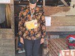 Rafael Malalangi peserta calon Bintara Polri warga Pinapalangkow Minsel dinyatakan lulus melalui live streaming