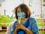 Ketua Asosisasi Agen Perjalanan Wisata Indonesia (ASITA) Sulut Merry Karaouwan, SH